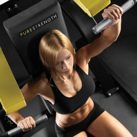 Muskelzirkel: : Das Fitnessstudio